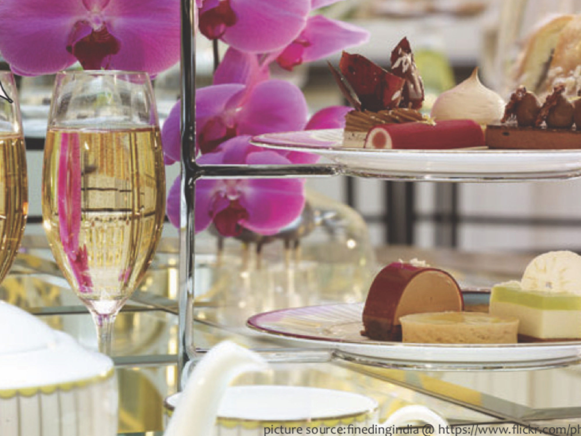 70th Events: Ladies Sparkling Afternoon Tea