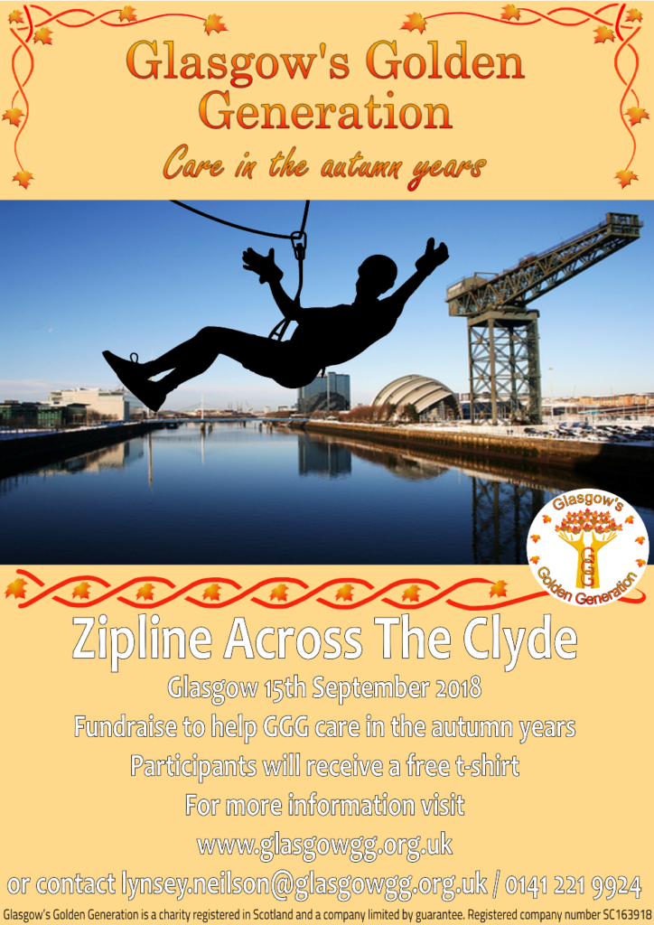 70th Events: Zipline