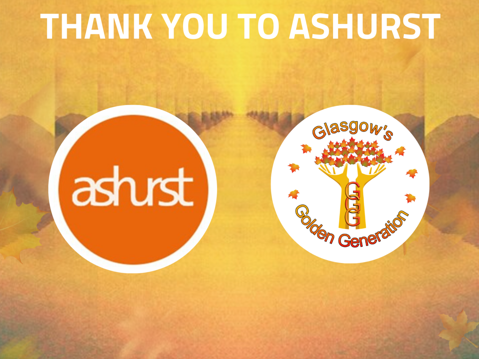 Ashurst LLP donate to Crisis Appeal