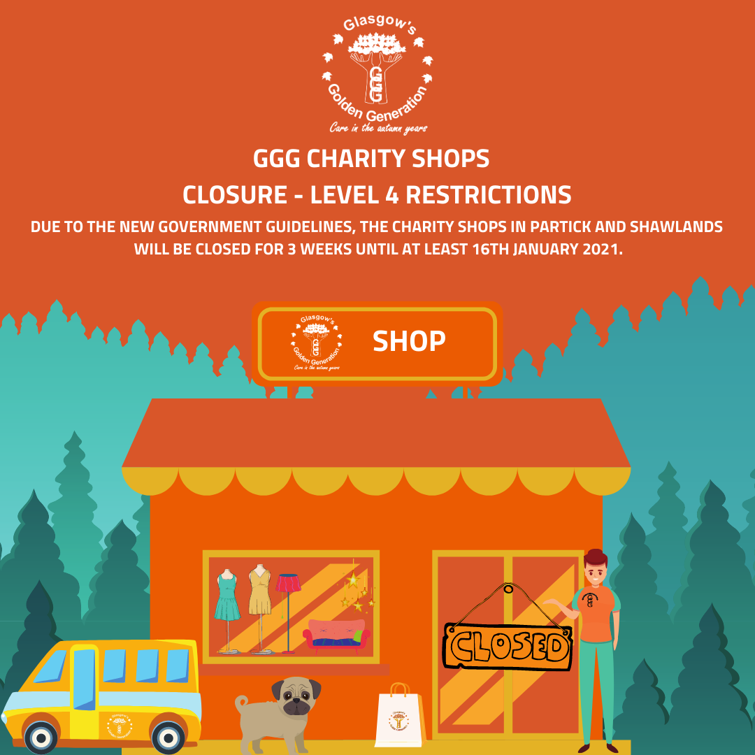 Charity Shop Closure