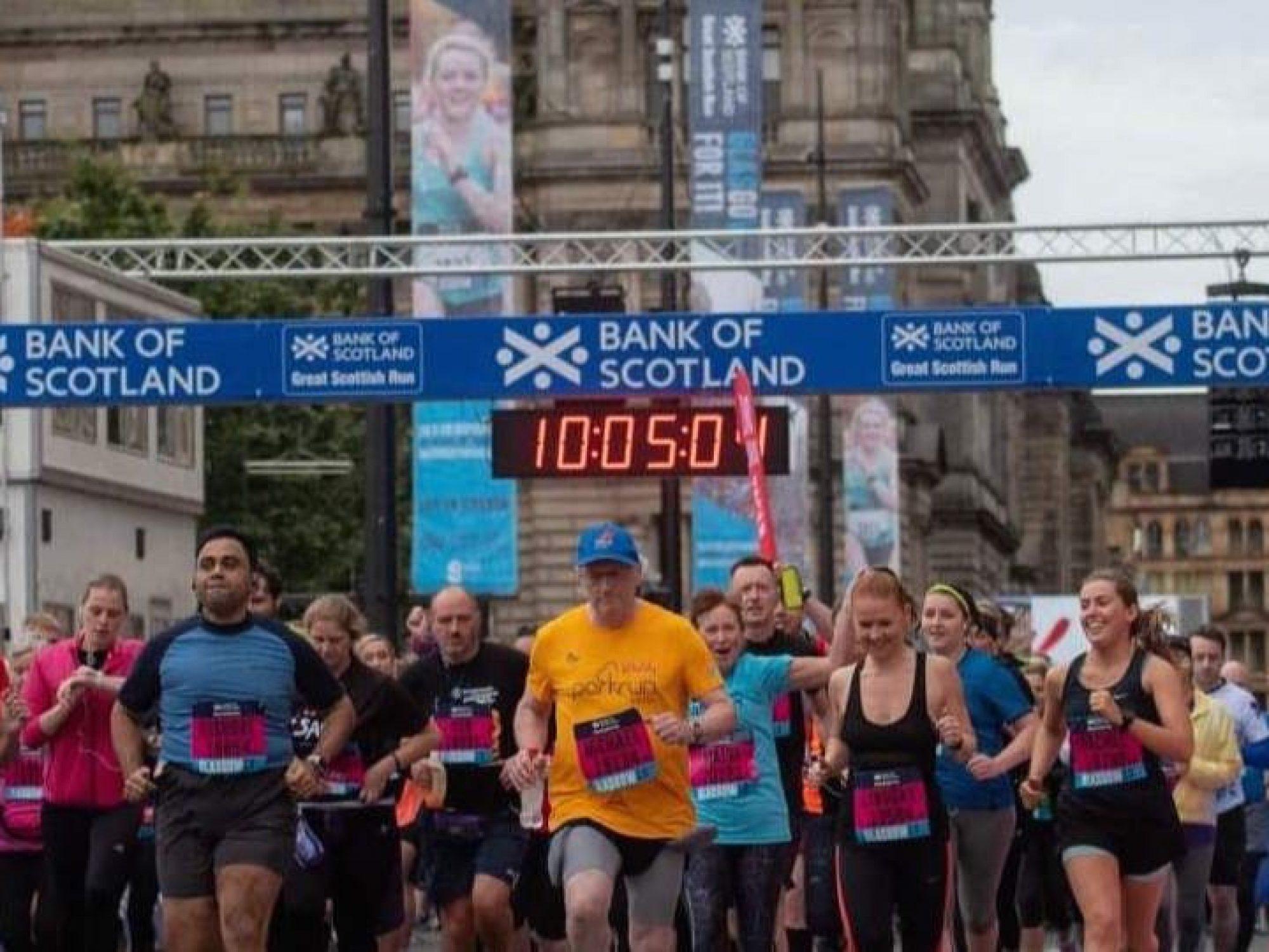 Great Scottish Run 2021